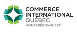 Logo Commerce international Québec Montérégie-Ouest