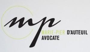 Logo Marie-Pier d'Auteuil avocate